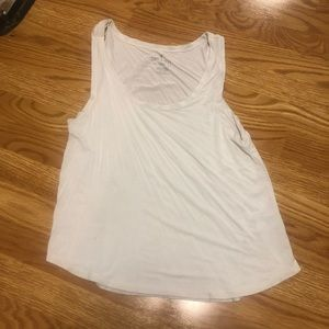 American eagle White stretchy tank top